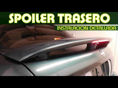 Spoiler de techo Trasero Para CHRYSLER PT CRUISER HATCHBACK MK1