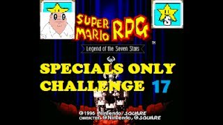 Nimbus Castle with Joe from Family Guy later. Super Mario RPG SPECIALS ONLY CHALLENGE pt 17