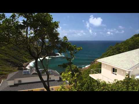 Luxury Beachfront Villa for Sale in Saint Lucia