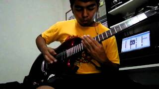 Alter Bridge - White Knuckles Cover by Ihsan