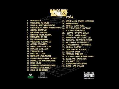 December 2013 Dance Hall Mix: Aidonia, Mavado, Di Genius, Vybz Kartel, QQ & More