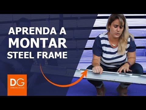 Prática #1 - Montando Steel Frame
