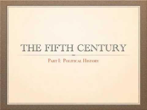 History of Byzantium - Fifth Century