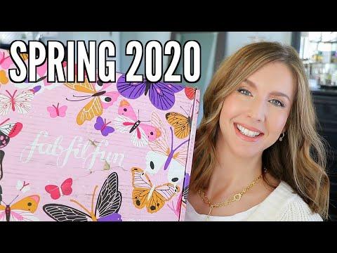 Fabfitfun Spring 2020 | Is It Worth It ? 🌺🦋