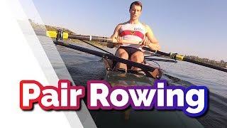 New Zealand Rowing Men's pair   Training