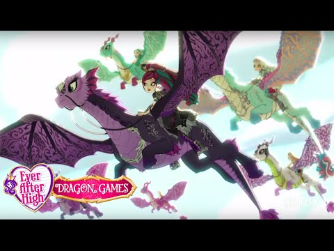 Dragon Games Official Trailer | Ever After High - YouTube