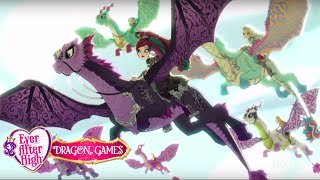 Let the games begin! In the latest epic series from Ever After High...