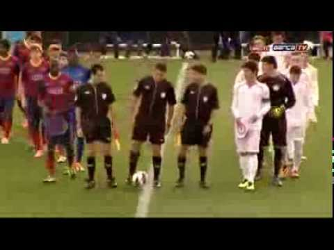 Barselona U19 - Lokomotiv Tbilisi 0-1    28.01.2014
