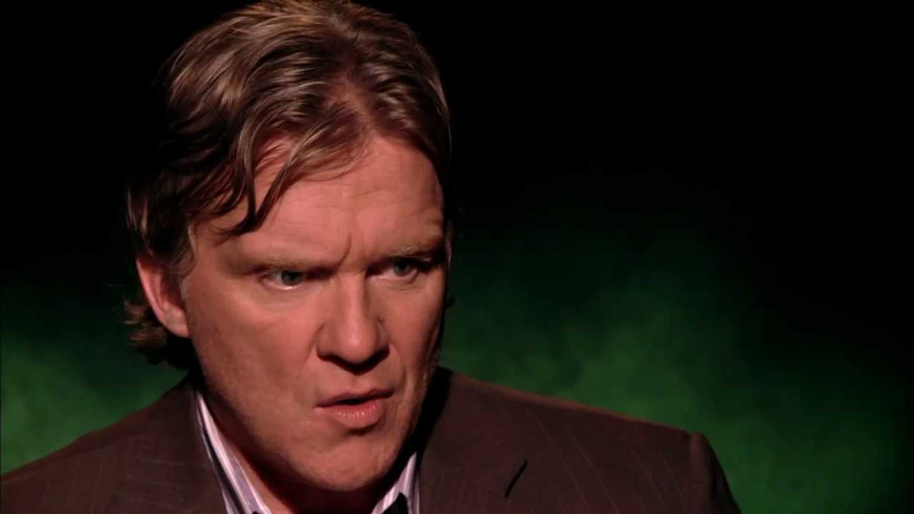 Celebrity Ghost Stories: Michael Anthony Hall - YouTube