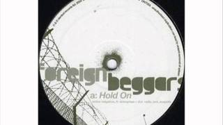 Foreign Beggars - Hold On (Instrumental) (Prod. By Dag Nabbit)