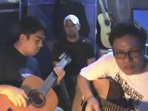 PANGAKO SA 'YO (Rey Valera) Cover by The Ferdz Acoustic 3