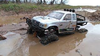 Дешевый, проходимый и надежный? ...Тест-драйв  Remo Hobby Trial Rigs Truck 1/10
