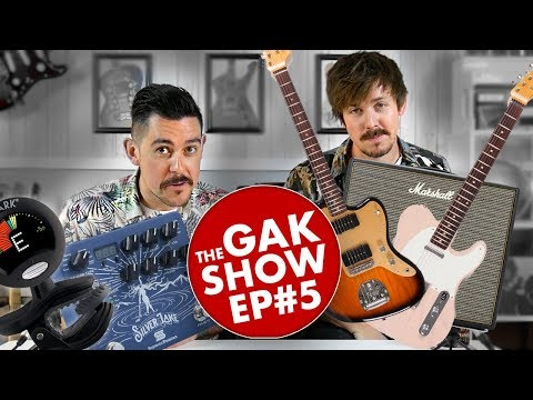 The GAK Show | Ep#5 | The Worlds Greatest Tiny Valve Amp!