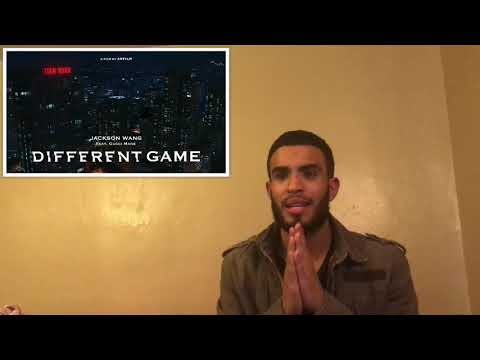 Jackson Wang - Different Game (Official Video) ft. Gucci Mane (REACTION,  🔥🔥 TEAM WANG)
