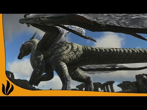 ARK MOD FR #17 S7 - Agnaktor, Ice & Water Dragon & Summon Du Hellkite !
