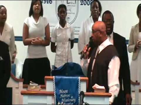 REV. EDWARD J. HEATH/ What Will You Give Up / TRY JESUS/ VIDEO BY: LARRY B. MOORE