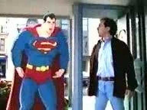 Superman & Seinfeld American Express Commercial [1998]