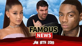 Ariana Grande '7 Rings' STEALS Soulja Boys 'Pretty Boy Swag', Best of 10 Year Challenge & more