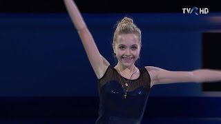 Elena Radionova ISU Euro 2015 Gala Exhibition
