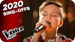 Lewis Capaldi - Someone You Loved (Nikolas) | The Voice Kids 2020 | Sing Offs