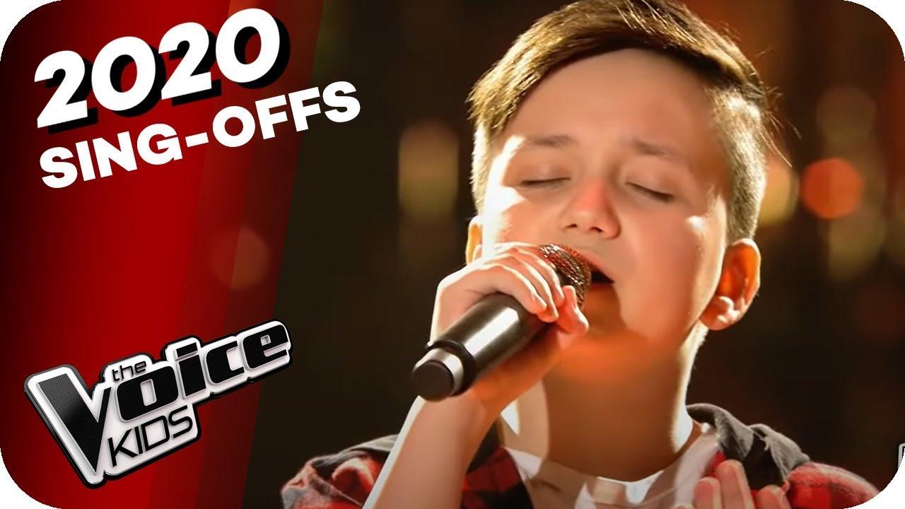 Lewis Capaldi - Someone You Loved (Nikolas) | The Voice Kids 2020 | Sing Offs