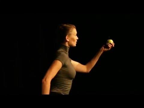 Choreographer Aafke de Jong @ SideBySide Festival Dusseldorf 2010