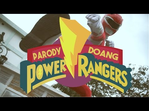 Power Rangers (Parody Indonesia)