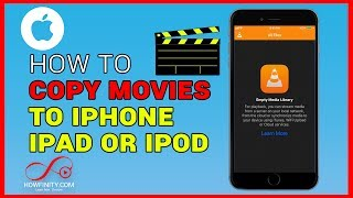 How to Copy Movies From Your Computer to iPhone or iPad or iPod