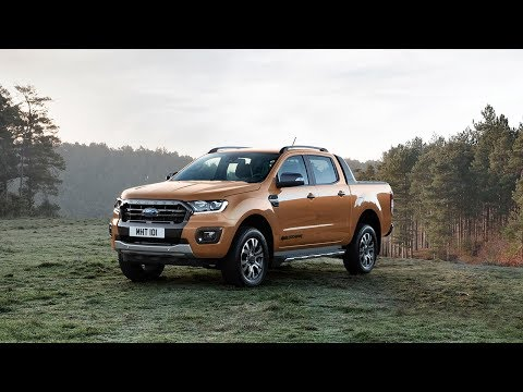 The New Ford Ranger. Tow whatever the hell you want!
