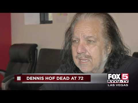 Friends of Dennis Hof remember him as 'charismatic'