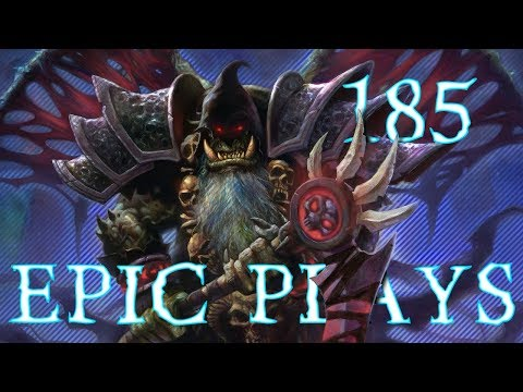 Epic Hearthstone Plays #185