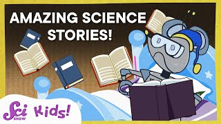 Amazing Scientist Story Time!  | Compilation