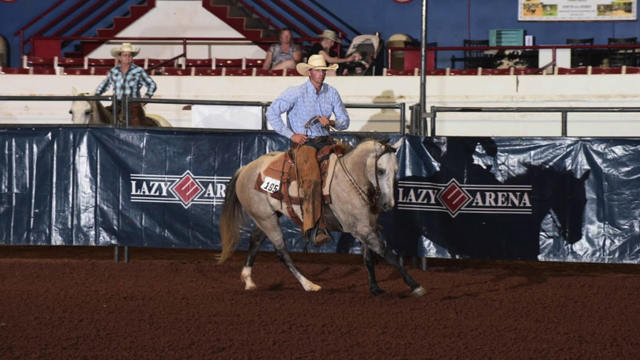 2018 Zoetis Aqha Versatility Ranch Horse All Around Cowboy