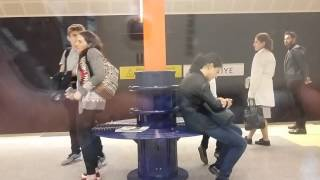 İstanbul M6 Levent Ve Hisarüstü Metro 2015