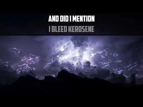 WE ARE FURY - Demons (feat. Micah Martin) LYRICS