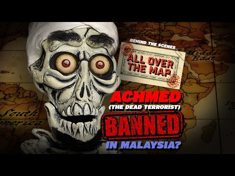 Achmed The Dead Terrorist BANNED in Malaysia? | JEFF DUNHAM
