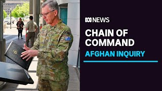 ADF confirms 13 soldiers face being sacked following Afghanistan war crimes inquiry | ABC News