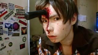 ナイフで刺されました! I Was Stabbed In The Head!!! PDS