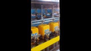 Proses Produksi Mesin Filling