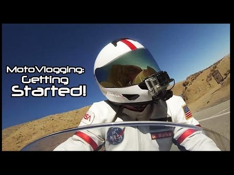 MotoVlogging: Getting Started!