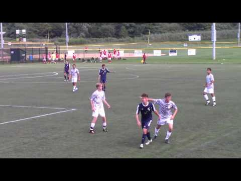 PA Mutiny Gold Mutiny vs A3 Cosmos U18 2nd Half