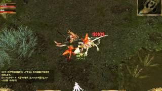 いまさらコルムオンライン 弓で神速  2012 08 05