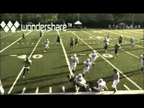 Chris Reid 2012 Football Highlights