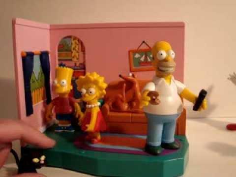 The Simpsons Make Room For Lisa
