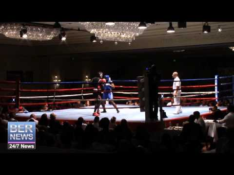 Shannon Ford vs Stefan Dill Boxing Match, November 7 2015