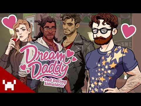 GOING ON WILD DATES! (Dream Daddy: A Dating Simulator w/ Ze #3)
