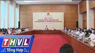 THVL | Hội nghị ĐBQH hoạt động chuyên trách thảo luận về 2 dự án luật