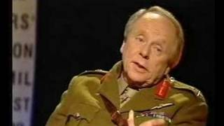 Army Communications Sketch from Rory Bremner TV show