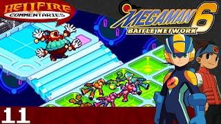Mega Man Battle Network 6: Cybeast Gregar playthrough [Part 11: Circusman