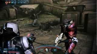 Mass Effect 3 Part 29 (Приоритет: Тучанка - Генофаг)(Прохождение последней части трилогии эпичной космической ролевой игры Mass Effect 3. Миссия